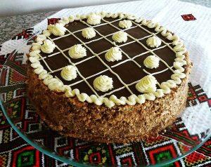kyiv cake, ukrainian bakery