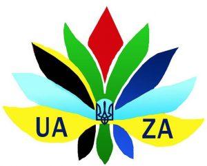 UAZA favicon, Ukrainians in South Africa, Ukrainian Association